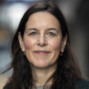 Portretfoto (kleur) Corette Ploem