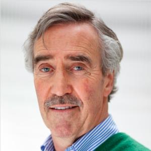 Portretfoto (kleur) Winand Dinjens