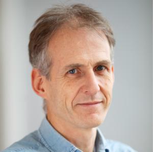 Portretfoto (kleur) Henk Verheul