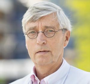 Portretfoto (kleur) Piet Postmus