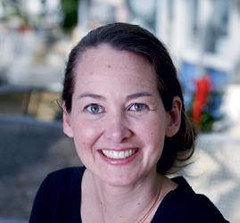 Portretfoto kleur Jeanine Roodhart