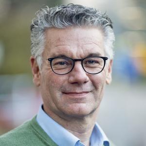 Portretfoto kleur Christiaan Blank