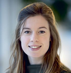 Portretfoto kleur Irene Reijers