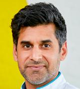 Portretfoto Niven Mehra