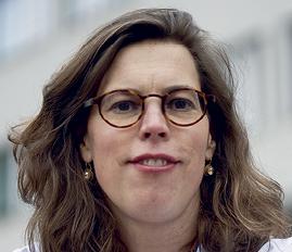portretfoto (kleur) Maaike de Boer