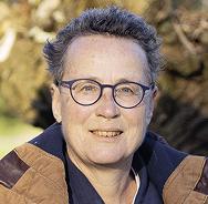 Portretfoto (kleur) Carolien Hovenier