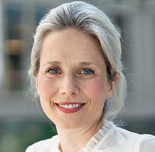 portretfoto (kleru) Astrid van der Veldt