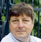 portretfoto (kleur) Jeroen Hilterman